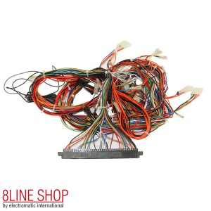 8Line Shop | 8Liner Cherry Master Wiring Harness