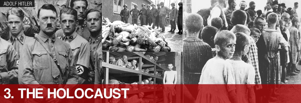 3. The Holocaust