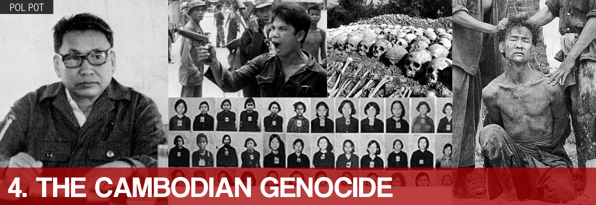 4. The Cambodian Genocide