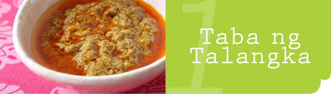 Taba-ng-Talangka-18 Signature Kapampangan Dishes that You Should (Really) Try