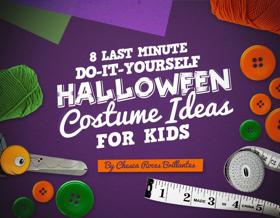 8 last minute do it yourself halloween costume ideas for kids 8 do it yourself halloween costume ideas for kids solutioingenieria Choice Image