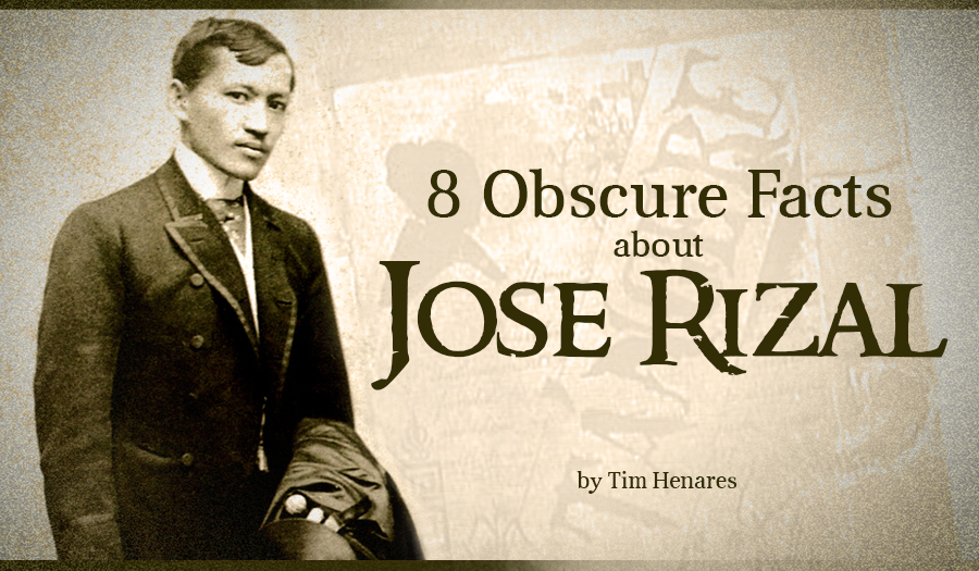 facts about jose rizal essay Free essays on adolf hitler is the son of jose rizal for students use our papers to help you with yours 1 - 30.