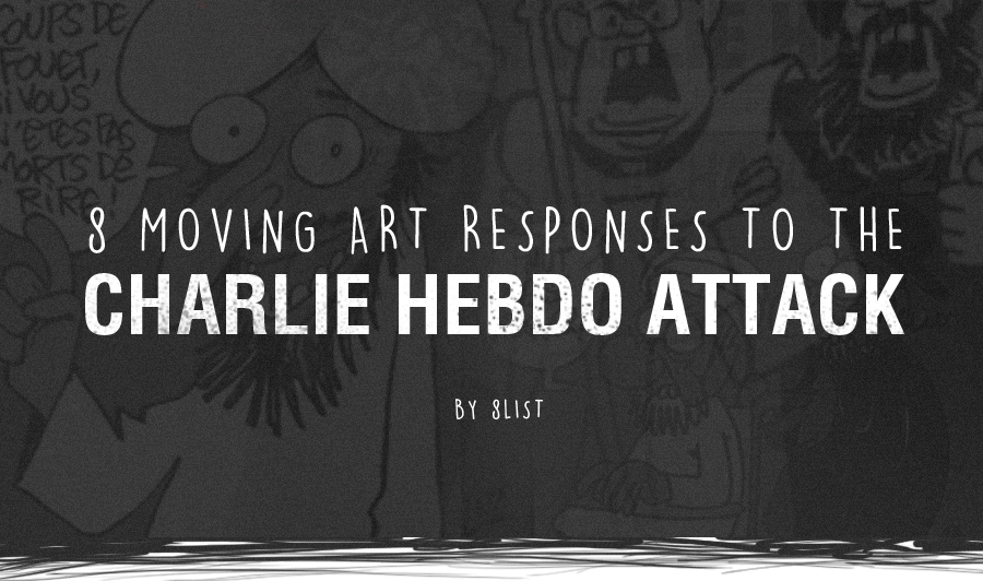 Moving Art Responses Charlie Hebdo Attack