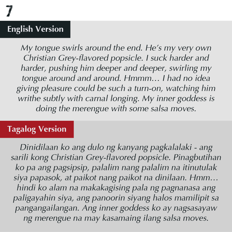 8 of the Worst Excerpts from the Tagalog Translation of Fifty ...
