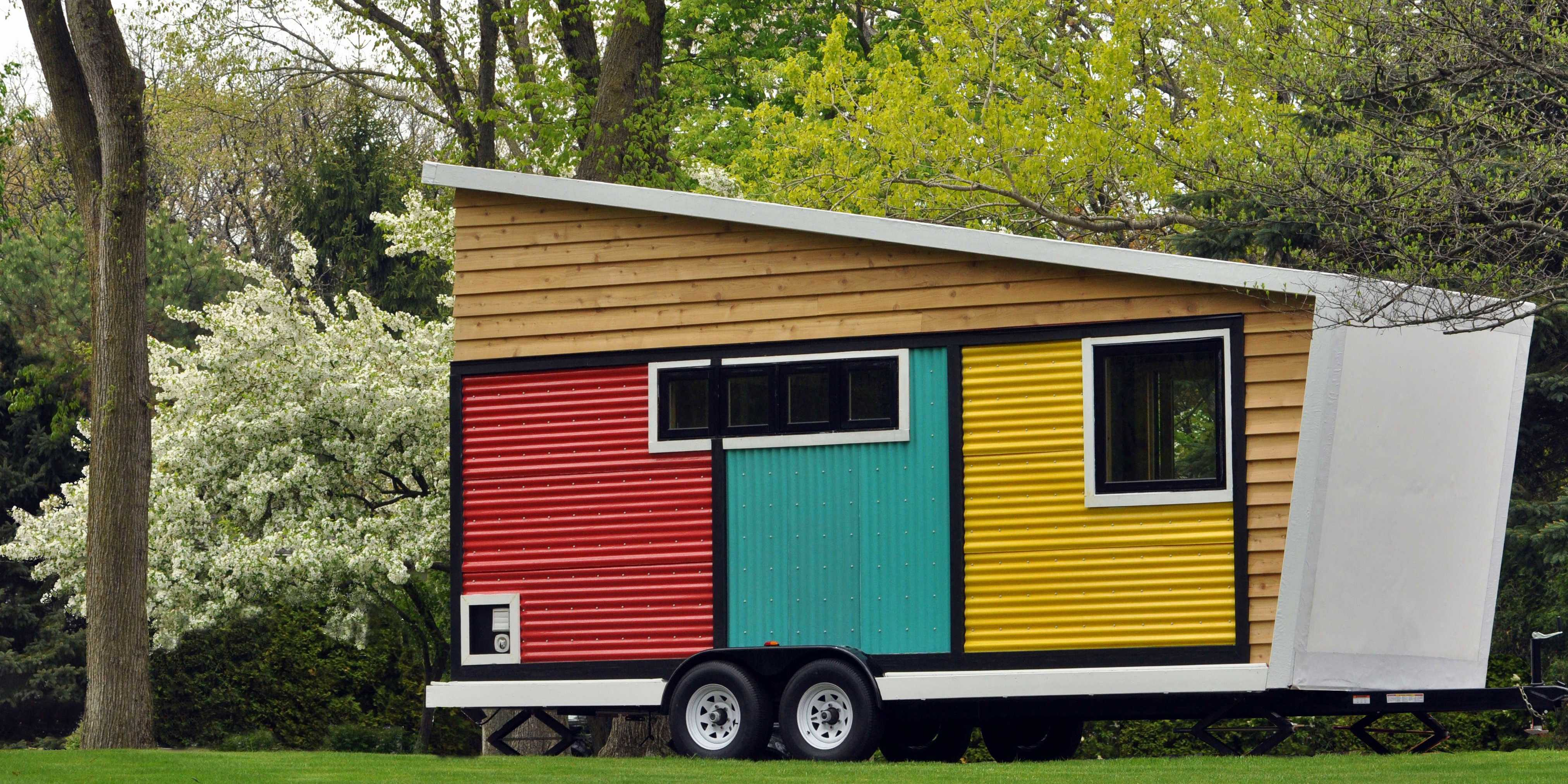 8 reasons to consider a tiny home