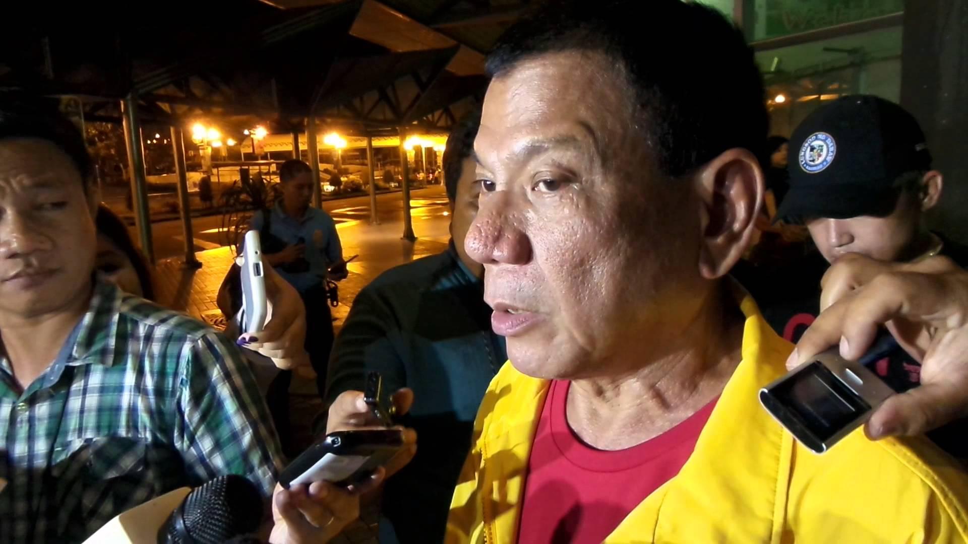 8 Reactions to Mayor Duterte's Recent Statements - 8List ph