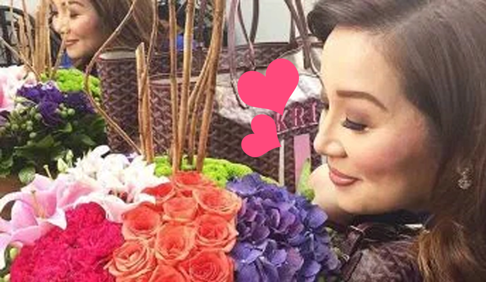 3 Gifts for kris Aquino