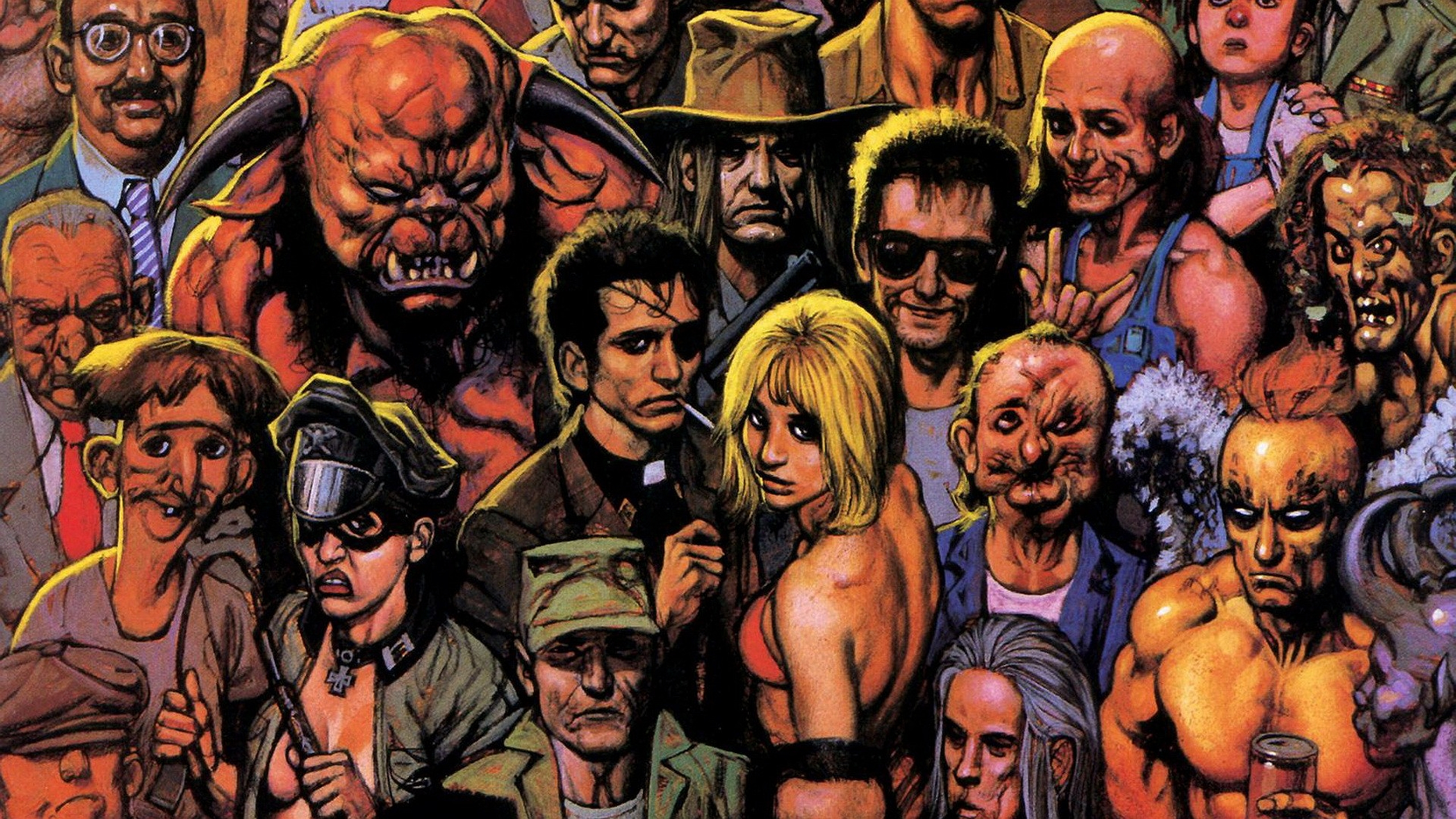 1 R Rated Comic Book Movies