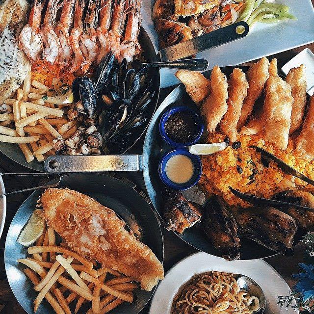 8b Seafood satisfaction