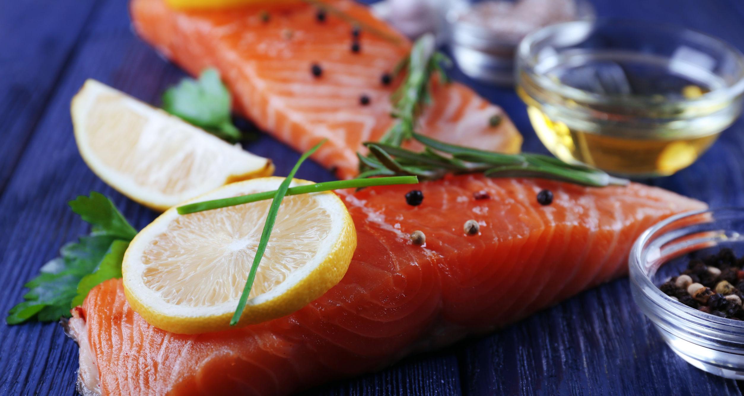 Seafood satisfaction