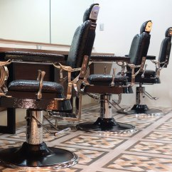 Old School Barber Chair Single Covers 8 Fascinating Things About Going To A Barbershop Run By