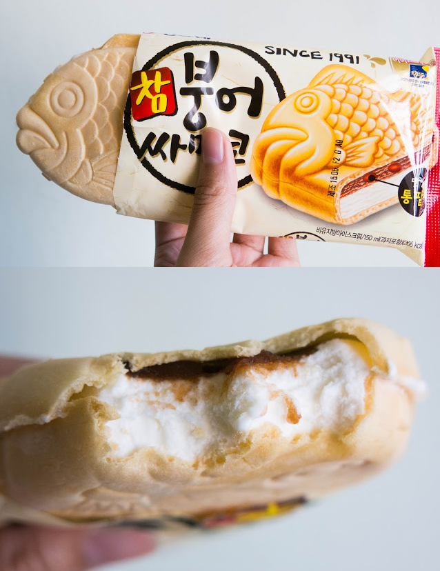 8 korean foods to be thankful for for Korean fish ice cream