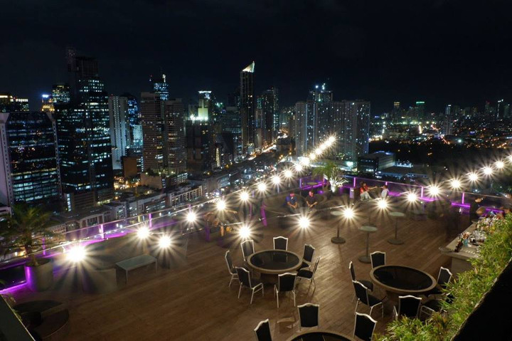 The Metro S Gr8est Rooftop Bars Where You Can Drink With