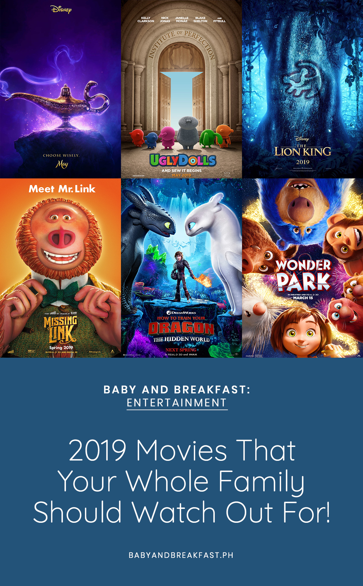 Movies Coming Out this 2019  Philippines Mommy Family Blog
