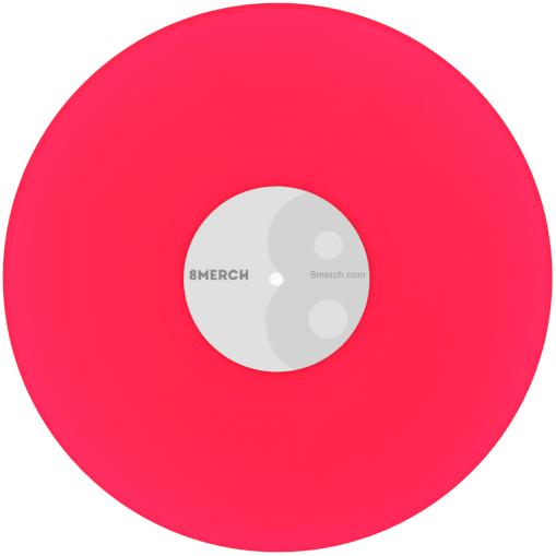 N5 Pink Color Viny
