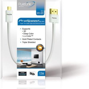 PS1500-015 Cable HDMI Thin 1.50 mts | PureLink