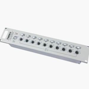 HCS-4112M/10 Distribuidor de Prensa 1 entrada 10 salidas | taiden