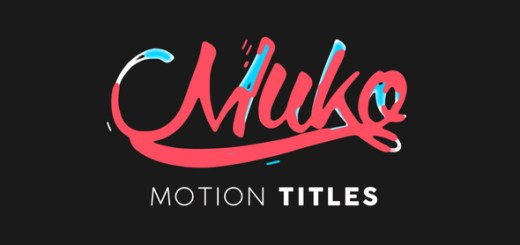 VideoHive - Motion Titles Animated