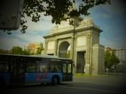 トレド門01_1日目① スペイン・マドリード到着_ある日本人観光客のスペイン旅行記