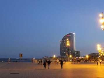 バルセロネータ01_4-4バルセロナ_ある日本人観光客のスペイン旅行記
