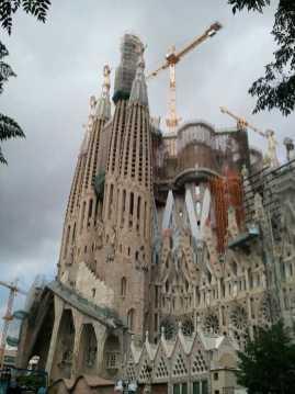 サグラダファミリア00受難の門_バルセロナ5-5ある日本人観光客のスペイン旅行記