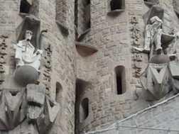 サグラダファミリア11受難の門_バルセロナ5-5ある日本人観光客のスペイン旅行記