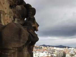 サグラダファミリア15塔_バルセロナ5-5ある日本人観光客のスペイン旅行記