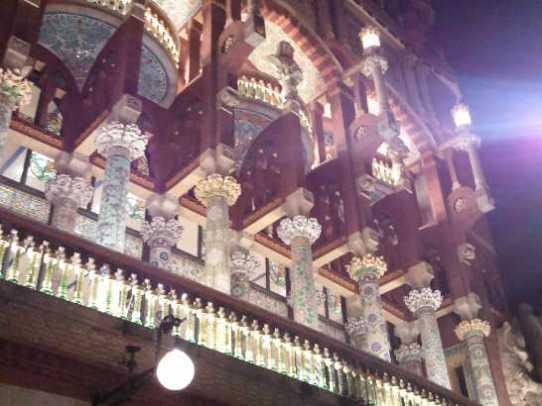 カタルーニャ音楽堂01_バルセロナ5-7ある日本人観光客のスペイン旅行記