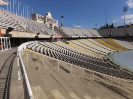 オリンピックスタジアム04_バルセロナ_ある日本人観光客のスペイン旅行記