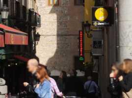 マヨールソル01_マドリード_スペイン旅行記2014