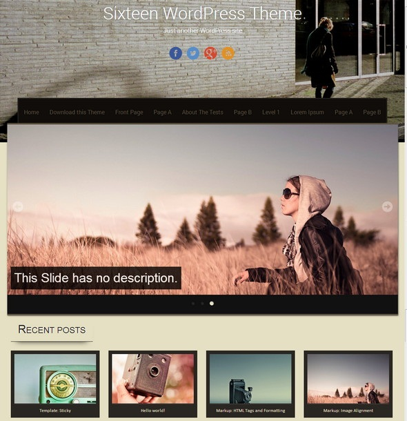 Sixteen-WordPress-Theme