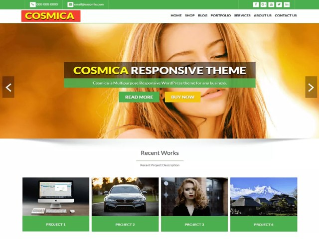 cosmo green