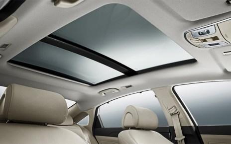 Panoramic Sunroof Airbag