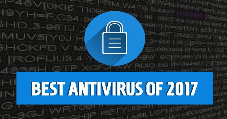 Top 10 Antivirus 2017