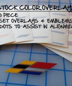 V-series Overlay (StockColor)