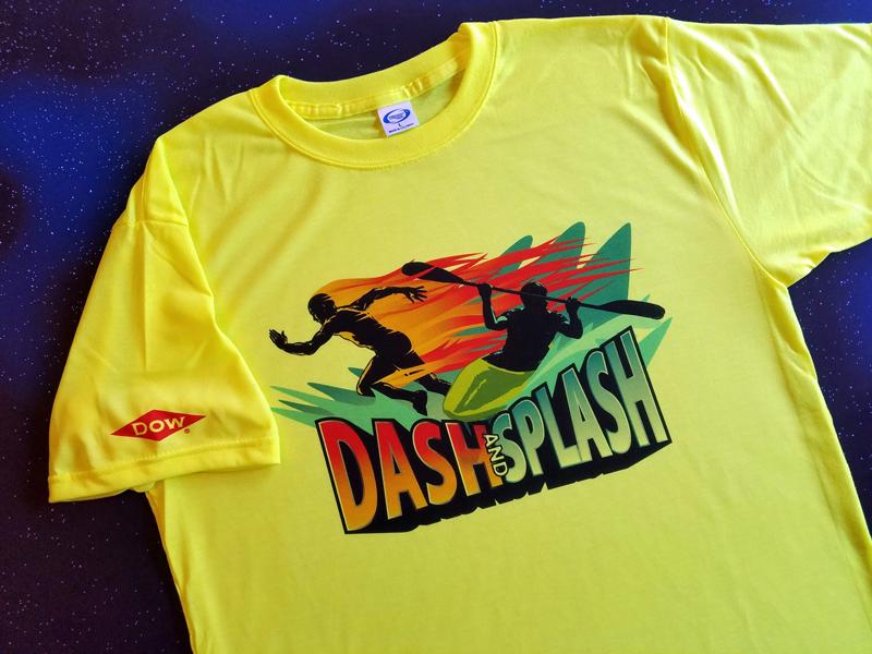 Dash and Splash T