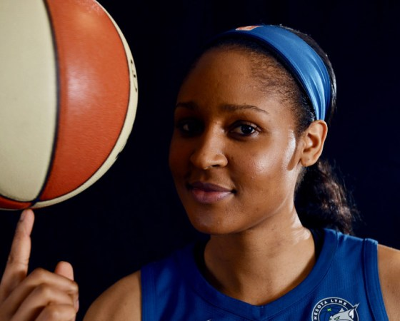 Maya Moore is sitting out the Lynx season. Here's why.