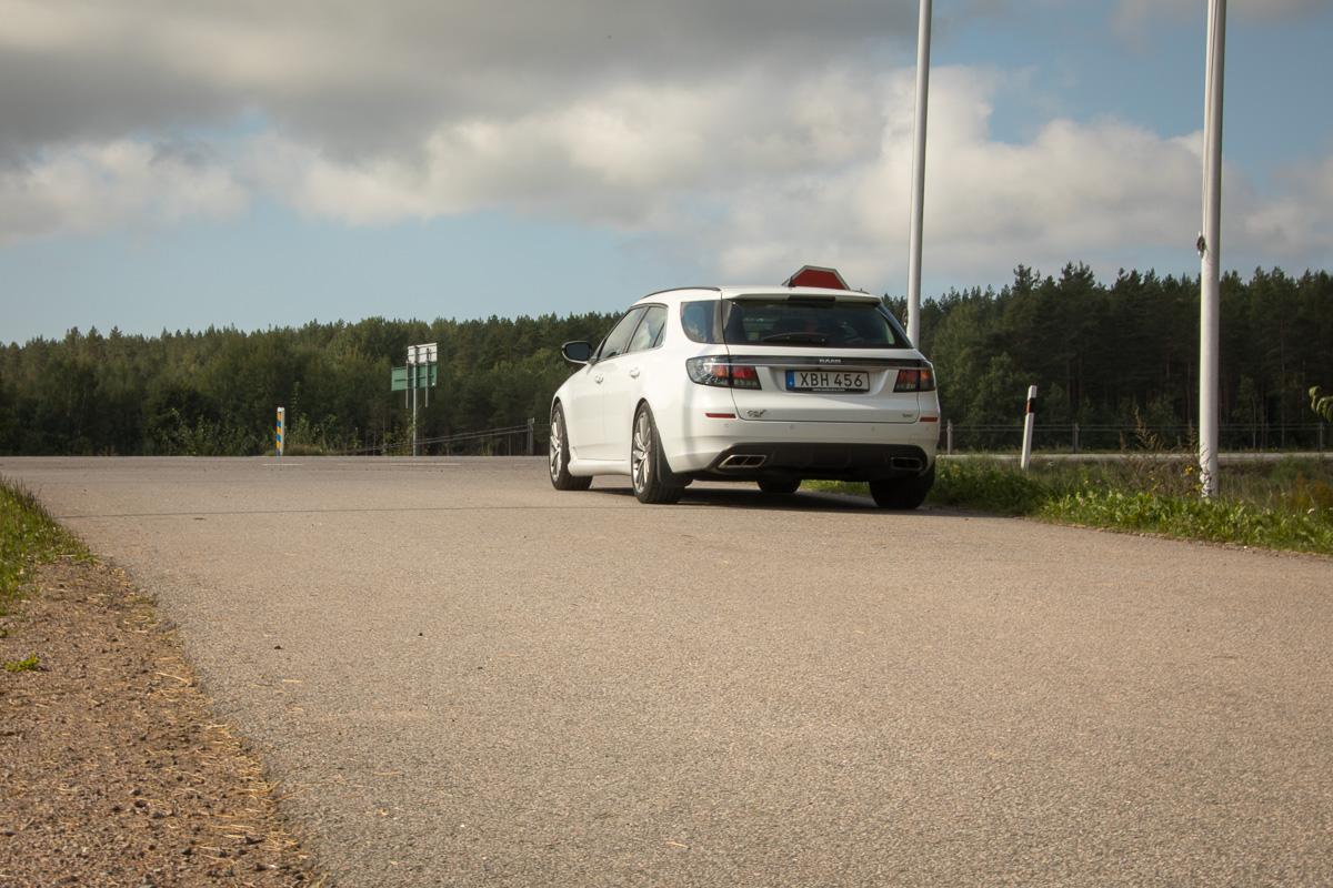 Saab 9-5NG meeting, Örebro