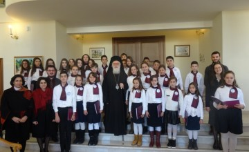 Momente nga ekskursioni në Tiranë