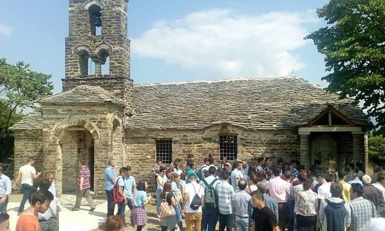 Ekskursion në manastirin e Pepelit