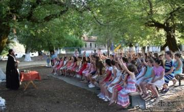 Φωτογραφίες από την κατασκήνωση (Περίοδοι κοριτσιών)