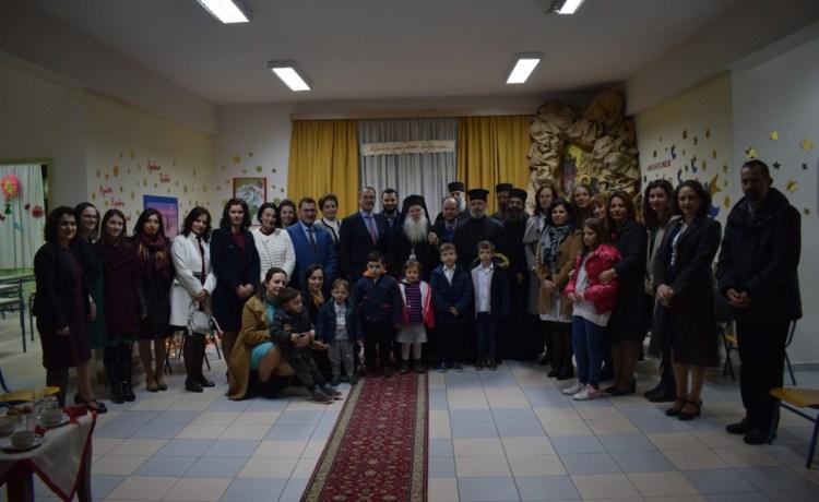 Festa e Krishtlindjeve – pjesë a (Klasat I-IV)