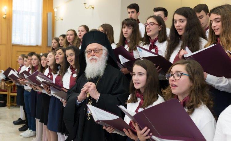 Krishtlindje 2020: Urime për Lumturinë e Tij Kryepeshkopin Anastas