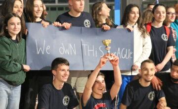 Σχολικό Πρωτάθλημα Μπάσκετ – Βόλεϊ