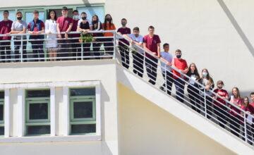 Open Day με του μαθητές της 9ης στο Λύκειο