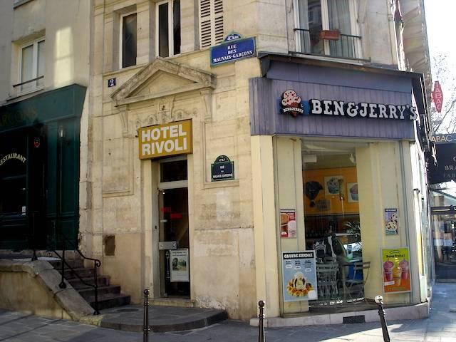 Hotel Rivoli Paris Review By Eurocheapo