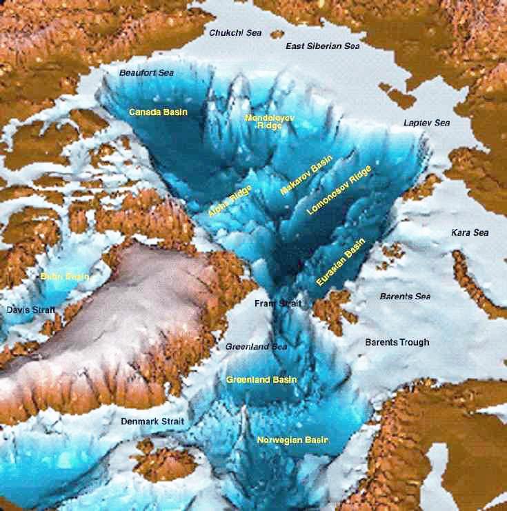 Deep Freeze: Latest measurements show Arctic sea ice hasn't declined in last decade