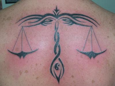 Balance Tribal  Follie's Tattoo