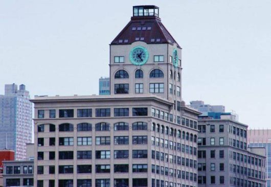 Old Clock Tower Converted To A Penthouse