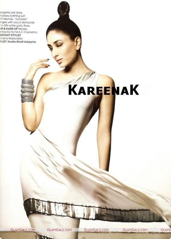 Kareena for Vogue
